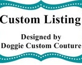 Custom Listing for Jaquelyn 2 Dog Collars Size SMALL 1 Coffee Bean 1 Bumble Bee Adjustable Dogs Collars D Ring
