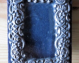 Victorian Style Sterling Silver Hallmarked Picture Frame