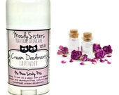 Lavender Natural Deodorant - Best Deodorant for Women Natural Deodorant - Lavender All Natural Deodorant