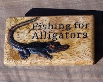 Fishing for Alligators