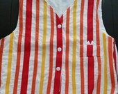 Jolly Holiday Bert Vest {Jolly Holiday Inspired VEST