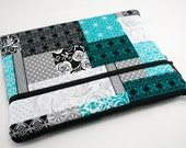 Macbook Air Case, Chromebook Case, HP Laptop Cover, Laptop bags for women, Macbook Air 13 Sleeve, iPad Pro Case, iPad Pro 12.9-Quilted Roses