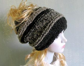 dreadlocks accessory mens knit headband wide hair wrap dreadlock headband upcycled dreadband hand knit hat women knit hat
