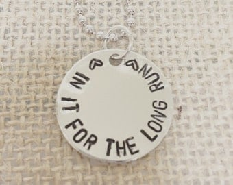 In It For The Long Run Necklace