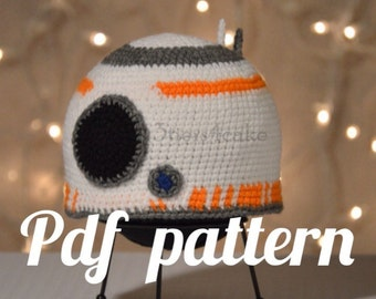 BB8 Hat Crochet Pattern