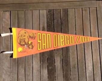 San Diego Felt Pennant