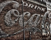 Coca Cola Ad, Vintage Coca Cola Advertising Signs Photos, Coke Art, Wall Art, Asheville North Carolina