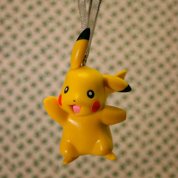 Nintendo Pokemon Pikachu Christmas Ornament By Regeekery