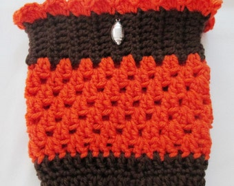 Crocheted Boof Cuffs / Toppers / Socks