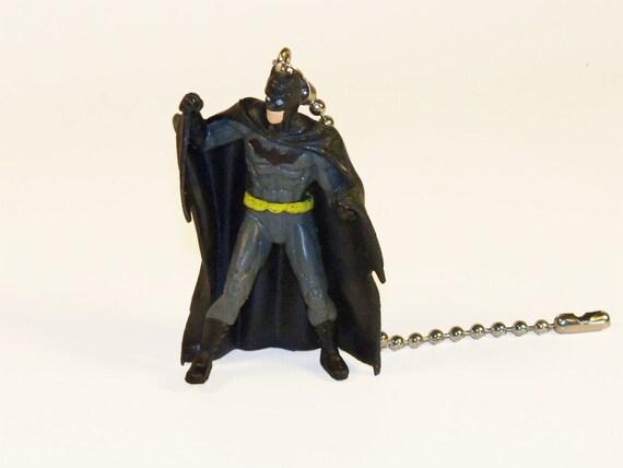 Batman Ceiling Fan Light Pull Chain / by WoodenAndroydStudio