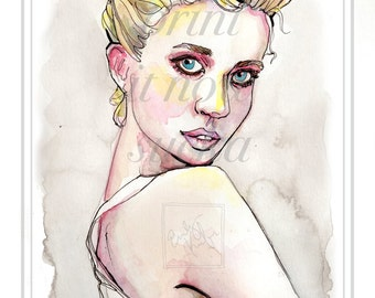 Allison Harvard Portrait