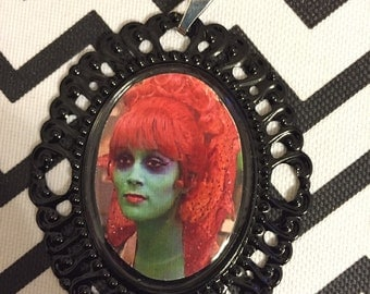 Miss Argentina Beetlejuice Cameo Necklace