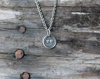Forever Wax Seal Pendant