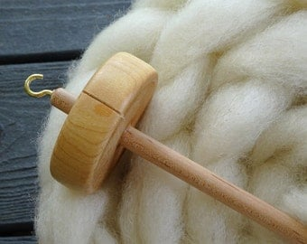 top whorl drop spindle instructions