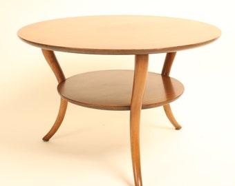 Sculptural Tripod Table by Robsjohn Gibbings for Widdicomb Mid-Century Modern