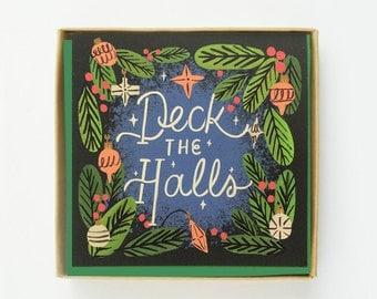 Deck the Halls 10pcs