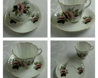 Royal Grafton cup & saucer circa 1957plus   968