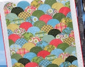 Clambake Quilt Pattern By Crazy Old Ladies