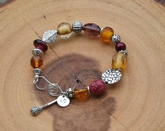 Sports Bracelet, Sports Jewelry, Athlete Jewelry, Sports Mom, Soccer Mom, Lacrosse, Sterling Silver Charm, Charm Bracelet, Sports Gift