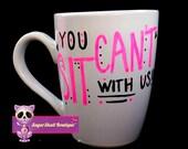 Mean Girls Inspired mug