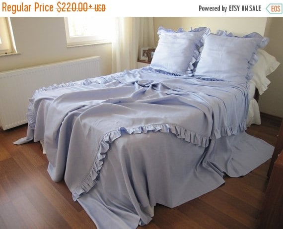 Clearance Sale KING QUEEN Size Duvet Cover Linen By