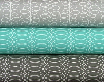 For Your Fat Quarter Bundle of 3 by Zen Chic for Moda