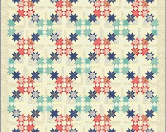 Hometown Nights Quilt Pattern QJP M002  by Jane Davidson for Want It Need It
