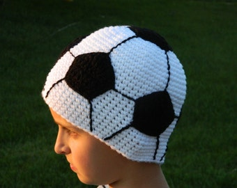 soccer ball hat children's//7-9 years old//21 inches