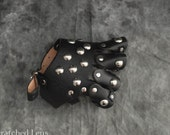 Ground Pounders Studded Leather Gloves