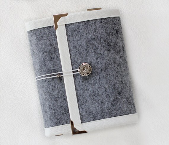 Felt 4-6 Ring Binder Agenda/ Organiser/ Day By