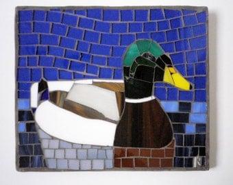 Mallard Duck Mosaic CPFAK