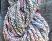 Handspun Yarn Navajo Ply Muted Multi