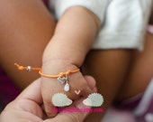 BreastFeeding Milk Drop Love Cord Bracelet