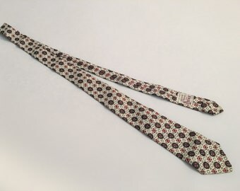 Mens's Vintage 1960's Necktie