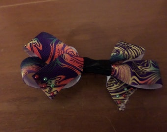 Hippy Love Hair Bow