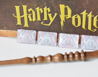 Harry Potter Deathly Hallows Magnets, Set of 4