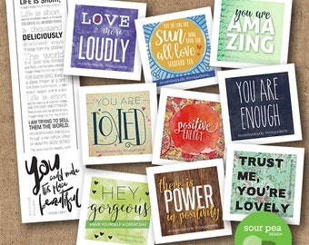 Love Loudly printable - FREE DOWNLOAD