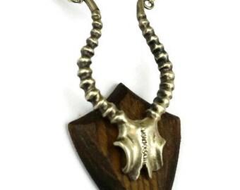 Goat Trophy Necklace