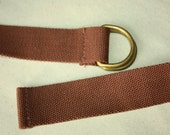 S A L E Soft Belt  - Vintage Mens Belt ... a Fashionista Statement Piece can fit for Size S and M and L and XL and XXL