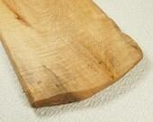 Live Edge Cutting Board, Food Preparation Board, Cheese Board, Wooden Serving Tray, Natural Edge Cutting Board, Sandwich Board