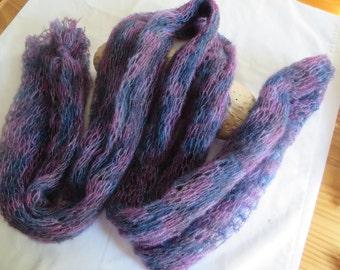 Ten Foot Scarf - Color Purple Haze