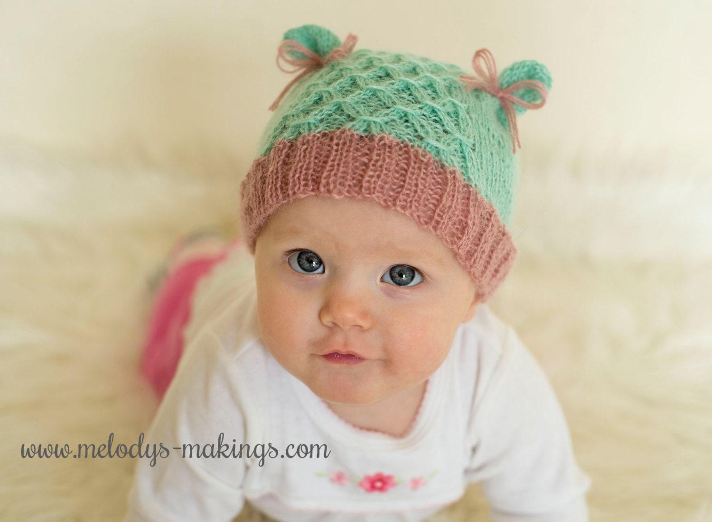 Kid bear hat knitting pattern adult bear hat knitting zoom bankloansurffo Gallery