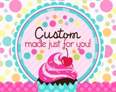 Monkeys etc. fondant cupcake toppers reserved for KyMama2009