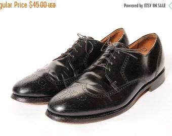 30% OFF Men's Wingtip Dress Shoes Size 10D