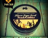 Peach Cobbler Shower Sugar Scrub