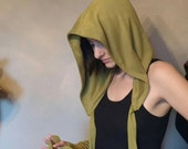 Pixie - Hooded Cowl