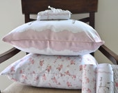 Indoor Pillow Covers, The Shabby Chic Duo