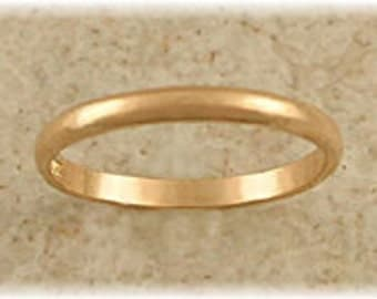 Classic Band Toe Ring - Sized Fitted Toe Rings Midi Rings Pinky Rings - 14K Gold Filled Sterling Silver