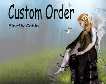 Custom Order for Tracey