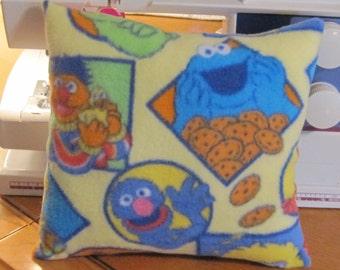 Travel Toddler Day Care Pillow Handmade